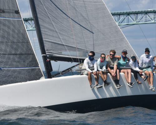 2020 CYC Around the Island Race Winner